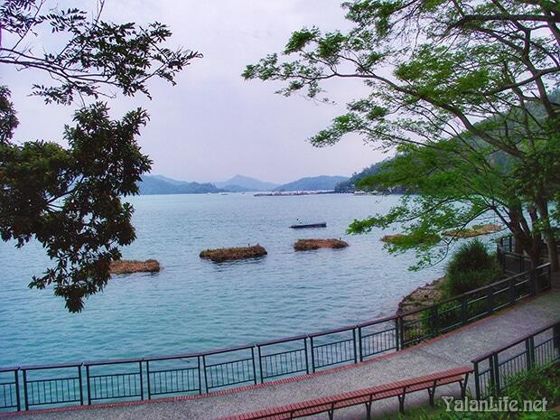 Taiwan Travel Sun-Moon Lake Landscape Romanticism Yalan雅岚 黑摄会